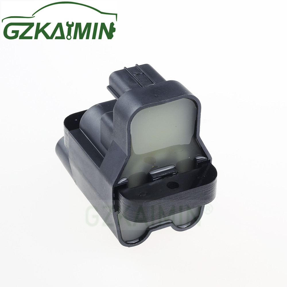 set 2 Quality guarantee Ignition coil for MAZDA H anshin MX5 323 OE No DSC550 DSC