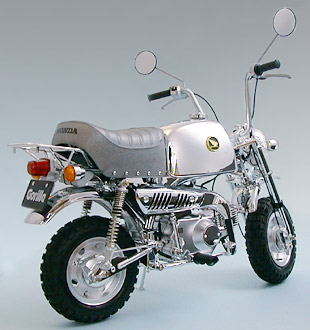 1/6 Motorcycle Model  GORILLA SPRING COLLECT 16031