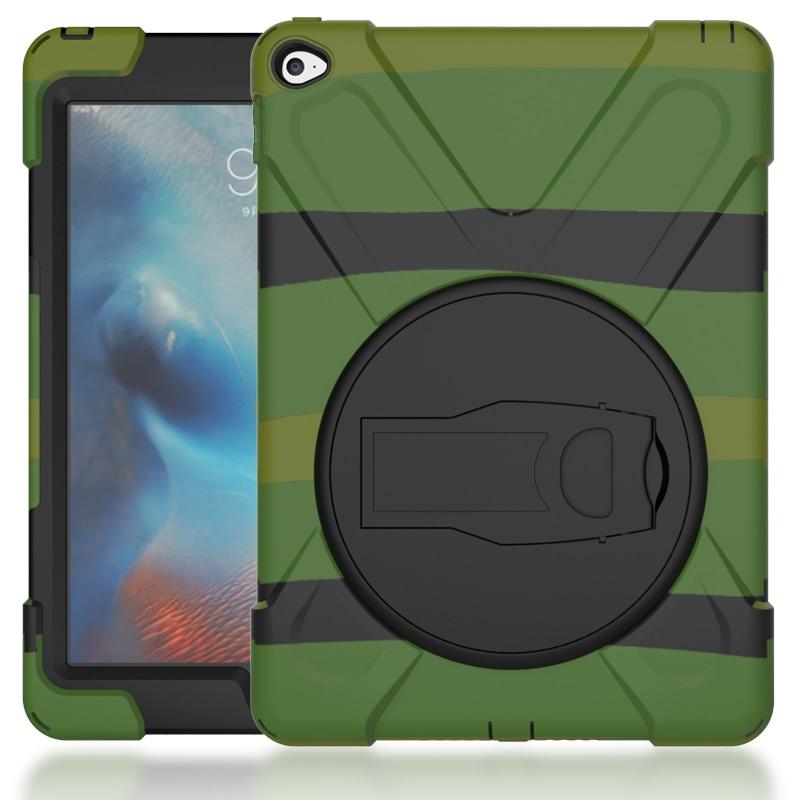 Nova trpežna robustna torba za otroke za Apple iPad Air 2 težka - Dodatki za tablične računalnike - Fotografija 3