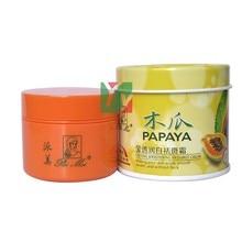 PAIMEI papaya shining and whitening anti-spot cream 30g/pcs 12pcs/lot