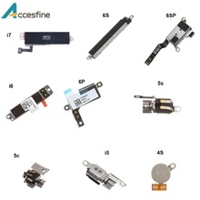 For Apple iPhone 6S 6S Plus Tested Internal Motor Vibrator Replacement Module for iPhone 5C 6 6S 7 Plus Repair