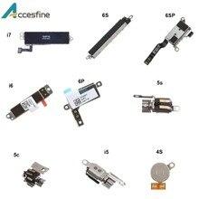Para apple iphone 6 s 6 s mais testado módulo de substituição do vibrador do motor interno para o iphone 5c 6 s 7 mais reparo