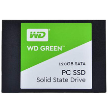 WD SSD зеленый pc 120 ГБ SATA 3 ноутбук внутренний сабит жесткого диска interno HD ноутбук жесткий диск disque Western Digital 120 ГБ