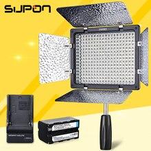 YONGNUO LED Licht YN300 III YN-300III 5500 Karat Led-kamera-videoleuchte Für Können Nik Olym + 1 * NP-F750 batterie