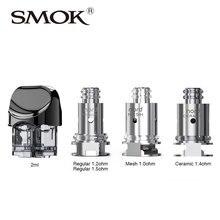 Original 3pcs 6pcs SMOK NOVO Replacement Pod 2ml Capacity for SMOK NOVO Kit Electronic Cigarette Pod.jpg 220x220 - Vapes, mods and electronic cigaretes