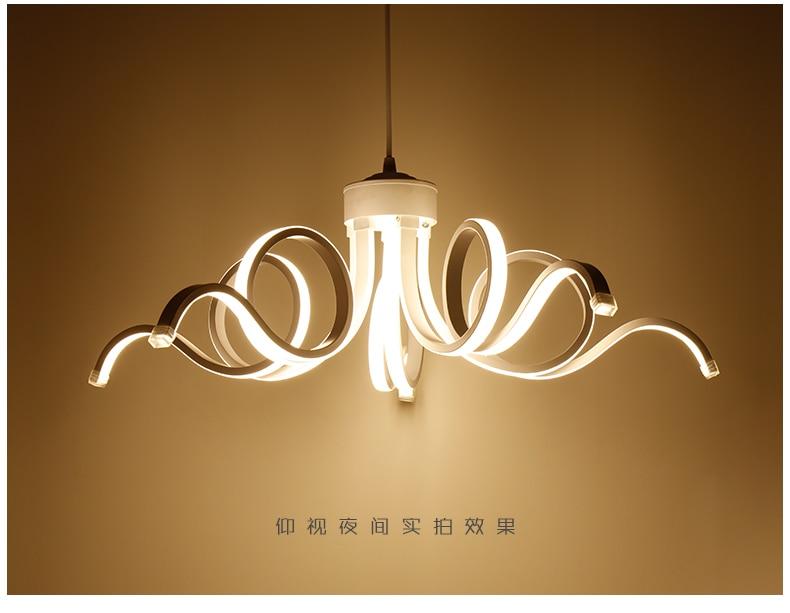 Led Modern Chandelier Lighting Novelty Lustre Lamparas Colgantes Lamp for Bedroom Living Room luminaria Indoor Light ChandeliersLed Modern Chandelier Lighting Novelty Lustre Lamparas Colgantes Lamp for Bedroom Living Room luminaria Indoor Light Chandeliers