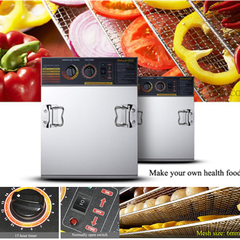 Household Electric dried fruits Dehydrator Snacks pet Food Dryer Fruit Vegetable Herbs Drying Machine 10 Layers 110V 220V EU hot sale rotary tattoo machine pen electric motor gun professional shader liner for eyebrow body art permanent makeup machine