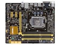 ASUS original desktop motherboard B85M G DDR3 LGA 1150 USB2.0 USB3.0 32GB B85 motherboard Solid state integrated free shipping