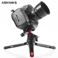 ASHANKS Photography Camera Travel Tripod for Studio Photo Canon Nikon Sony DSLR Cam/Gopro Action Cam/iPhone/Samsung Mini Tripod