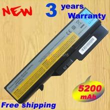 5200mAH font b Battery b font For Lenovo IdeaPad G460 G560 V360 V370 V470 B470 G460A
