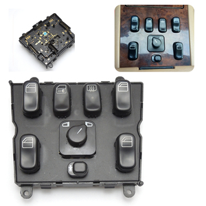 Image 2 - Interrupteur maître électrique pour fenêtre de mercedes benz, pour W163, ML320, ML400, ML430, ML500, 1998 2005, A1638206610, nouveauté 1638206610
