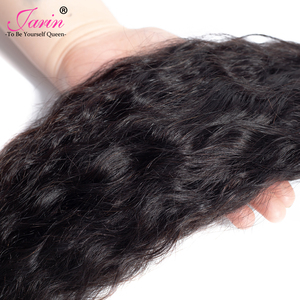 Image 4 - Extensiones de cabello liso rizado peruano, de 1 a 3 a 6 a 9 Uds., pelo ondulado, pelo humano grueso Yaki 100%, Remy Janin, venta al por mayor