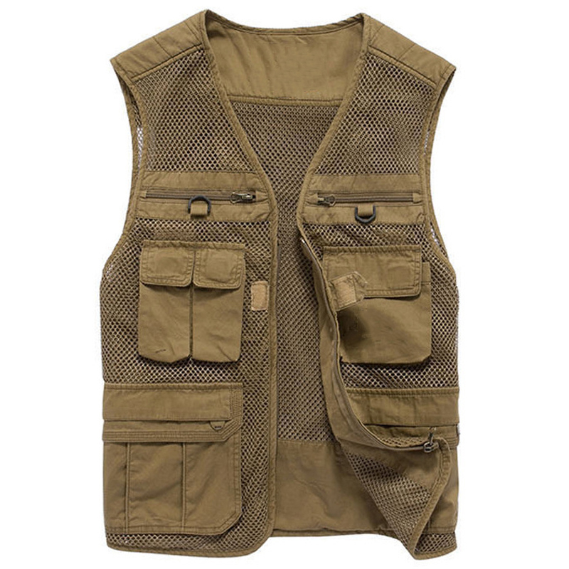 Big and Tall Mens Work Vests Mesh Sheer Large Size 4XLMens Vests Designer Outwear Clothing Bape Fashion Vest Men Top Sale S256