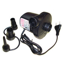 AC 220V Electric Air Pump for Air Bed Boats Dolls Inflatable Bag