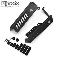 RSC YA001 Motorcycle Aluminum Radiator Grille Guard Protector Side Covers For Yamaha MT09 FZ09 2013 2016