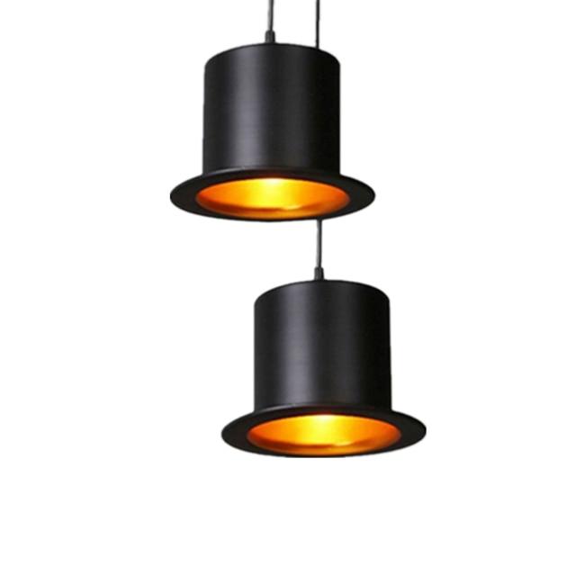 Cappello Luce Nuove Luci A Sospensione Design In Alluminio Gentleman ...