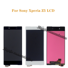 Original display For Sony Xperia Z5 LCD+touch screen assembly for E6653 E6603 E6633 LCD mobile phone repair parts