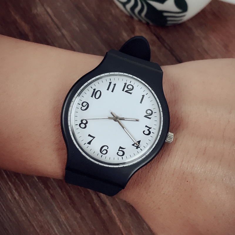 ot03 Fashion Casual Watches Men Wristwatch Rubber watchband Quartz Sport Wrist Watch Men's Clock Male Xfcs Reloj mens watch top luxury brand fashion hollow clock male casual sport wristwatch men pirate skull style quartz watch reloj homber