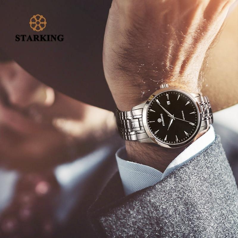 STARKING Տղամարդկանց ժամացույց ավտոմատ - Տղամարդկանց ժամացույցներ - Լուսանկար 3