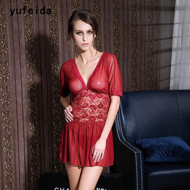YUFEIDA Lingerie Sexy Hot Erotic Baby Doll font b Sex b font font b Toys b
