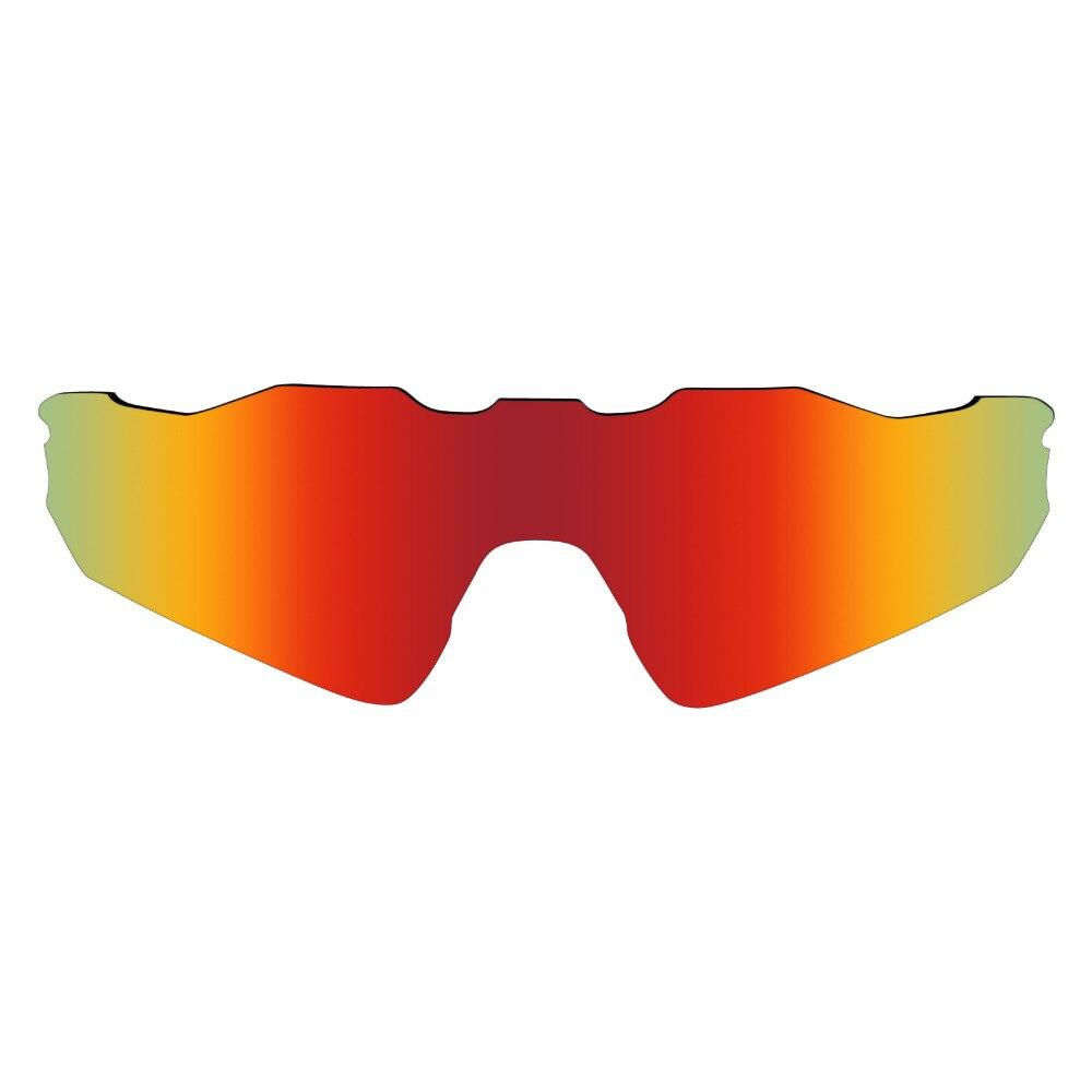 a89bb2ea55dbf Mryok POLARIZADA Lentes de Reposição para EV Oakley Radar Path Óculos De Sol  Fogo Vermelho em Acessórios de Acessórios de vestuário no AliExpress.com ...