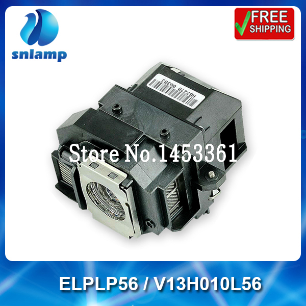 ФОТО Original projector bulb lamp ELPLP56 V13H010L56 for EH-DM3 MovieMate60 MovieMate62 ect.