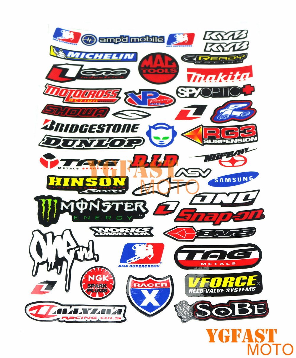 Decal Stickers For Motorcycles PromotionShop For Promotional - Motorcycles stickers