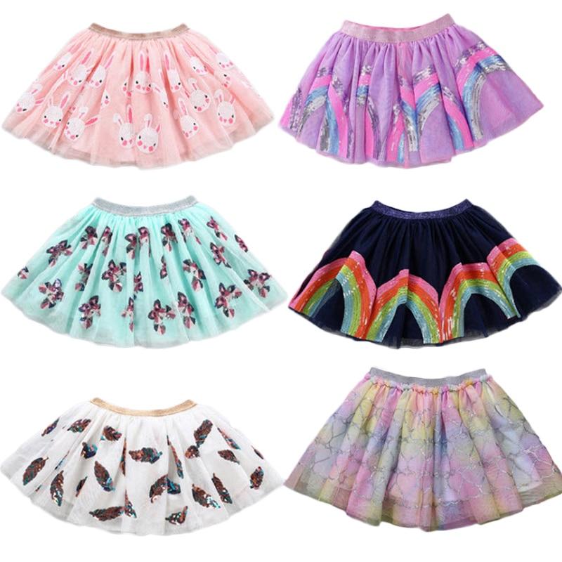 Sinnvoll Mode Mädchen Geburtstag Outfit Kinder Röcke Rosa Mädchen Tutu Röcke Kinder Baby Flauschigen Pettiskirts Puffy Tüll Rock Für Mädchen Röcke