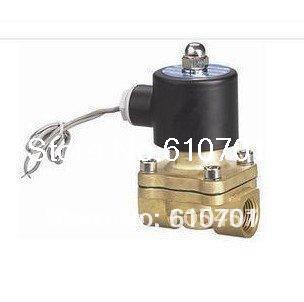 Neue Mode 2w250-25 Öl Magnetventil 1 bspp Gewinde Normale Geschlossen Nc 380vac 220vac 110vac 24vdc/24vac/12vdc Warm Und Winddicht Sanitär Heimwerker
