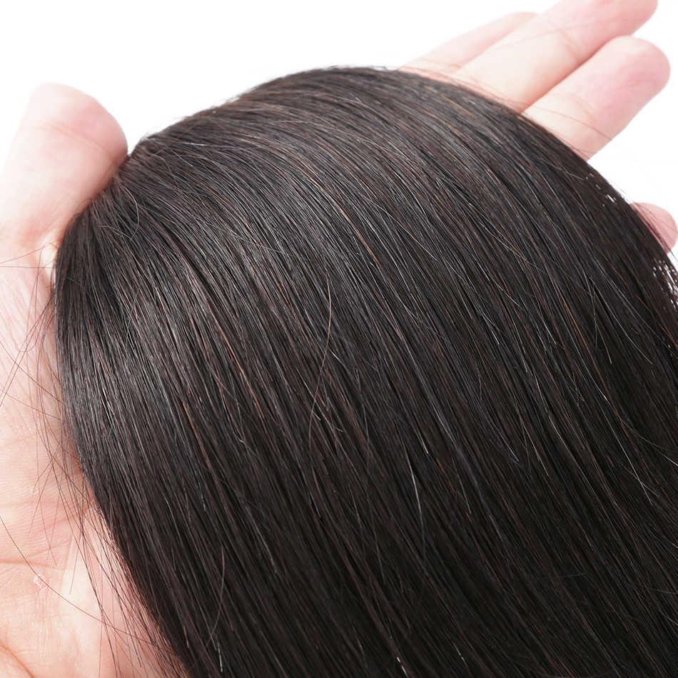 Пряди бразильских волос 8А натуральные волосы пряди 100% человеческие волосы 1 3 4 пучка необработанные волосы Вьющееся удлинение