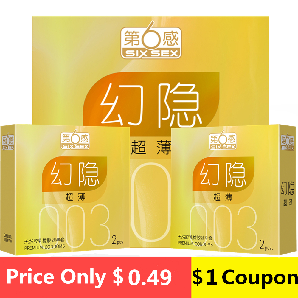 Six Sex Super Thin Condom Penis Ring Intimate Goods Male Toy Ejaculate Cumshot Contraceptive Covers For Penis Sleeve SiliconeSix Sex Super Thin Condom Penis Ring Intimate Goods Male Toy Ejaculate Cumshot Contraceptive Covers For Penis Sleeve Silicone