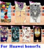Soft Silicon TPU Or Plastic Phone Cases For Huawei Honor 5X Honor Play 5X Mate 7 Mini GR5 5.5'' Cases 18 Protective Back Covers