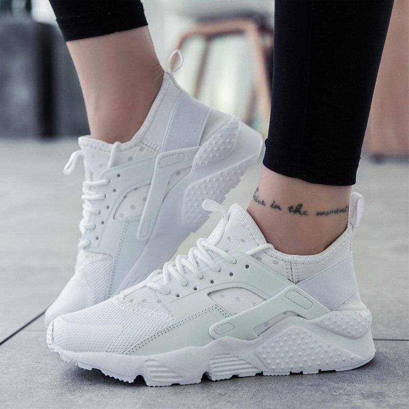 Mode Casual Schuhe Frau Atmungsaktive Turnschuhe Frauen Spitze-Up Zapatos de mujer zapatillas Weibliche Plattform Schuhe Chaussures Femme
