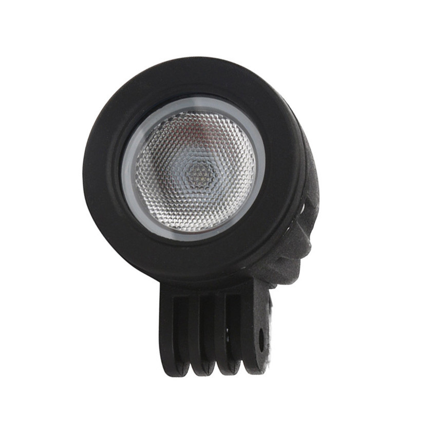 2017 accessories 10W LED Flood Work Light 12V 24V Car Auto Fog Lamp Motorcycle Truck Headlight high quality 10w led spot work light 12v 24v car auto fog lamp motorcycle truck headlight
