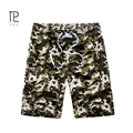 Quick Dry Men Shorts Casual Beach Short Homme Bermuda Summer Loose Men's Board Short Camouflage Mens Short Gogger Shorts#B0