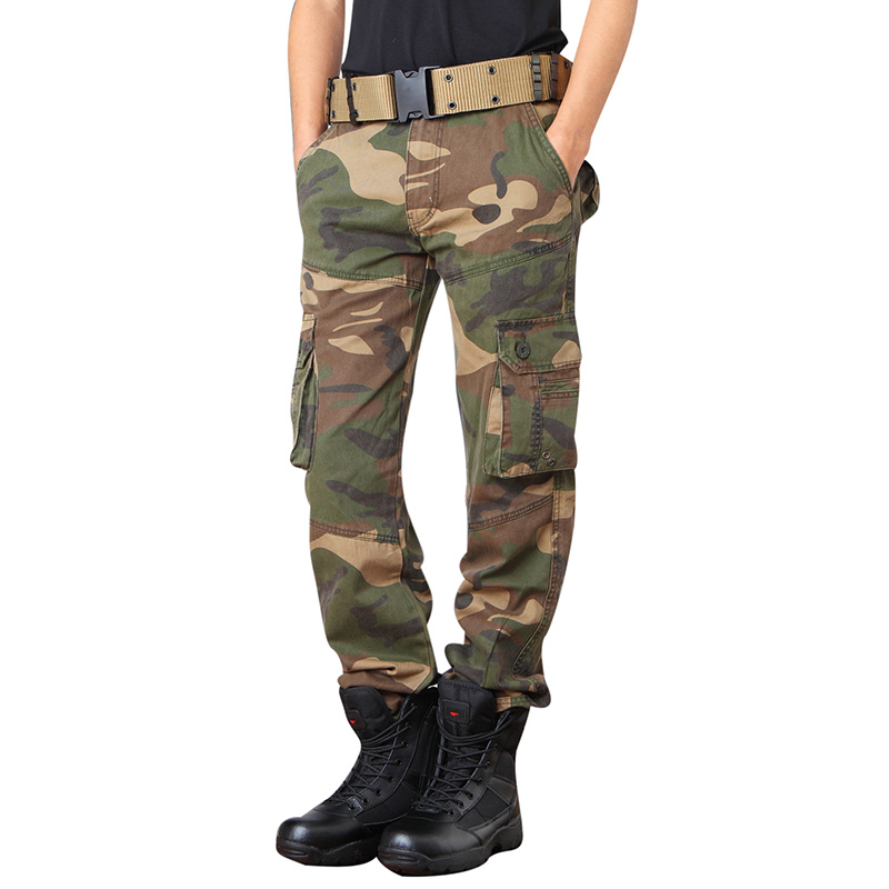 LILL | სუფთა ბამბის სამხედრო - კაცის ტანსაცმელი - ფოტო 4