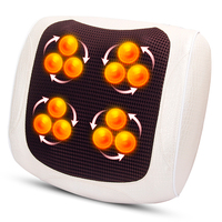 Multifunctional Massage Pad Cervical Massage Device Cushion Home Massage Pillow Infrared Heating Neck Relaxation Pillow Massage