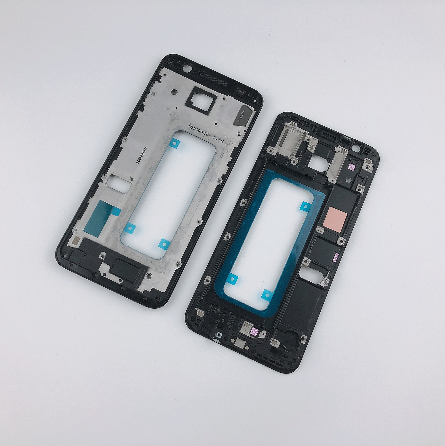 For Samsung Galaxy J4 Plus 2018 J4+ J415 J6 Plus 2018 J6+ J610 LCD Housing Front Frame Chassis Bezel Replace