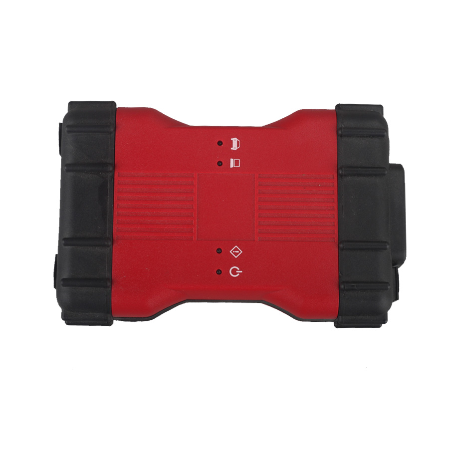 New V106 VCM II Car Diagnostic Tool for Ford obd2 tool V107 for Mazda VCM 2 IDS OBD2 Scanner