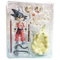 Shf Dragon Ball Z Son Goku Goku Figuarts Action Figure Bambola Giocattolo Del Capretto Del Bambino Del Regalo