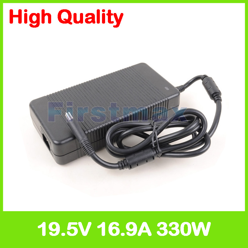 19.5V 16.9A laptop AC adapter charger for Dell Alienware 17 R1 R2 R3 R4 R5 ADP-330AB B DA330PM111 M17X R1 R2 R3 R5