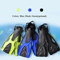 New Snorkel Anti slip Diving Fins Neoprene Swimming Flipper Diving Fins For Adults Neoprene Flippers For Snorkeling Surfing 2019