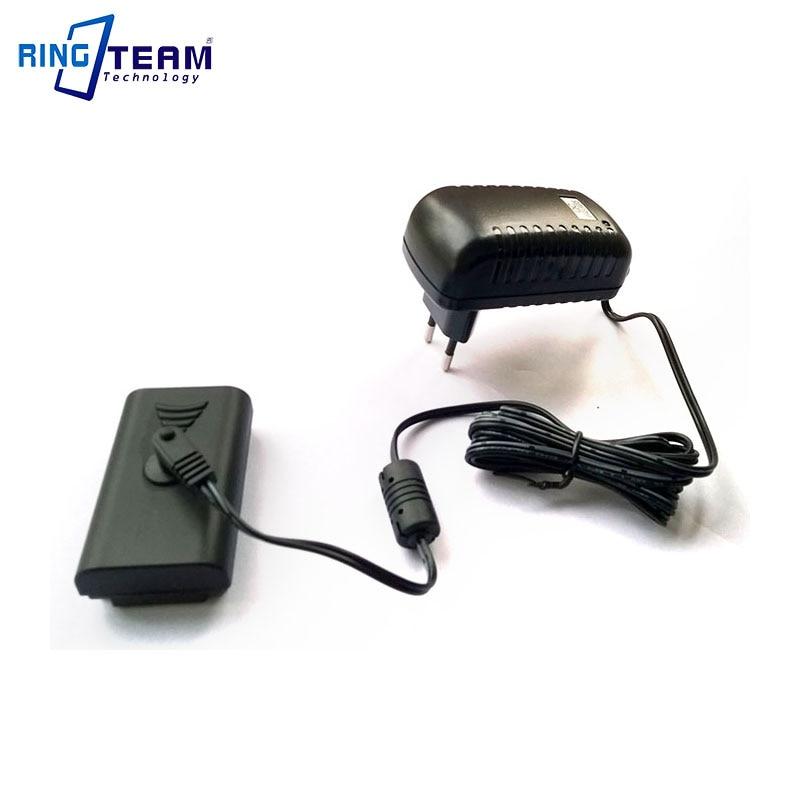 AC Power 110V-220V NP-F550 F750 F970 Battery Adapter for LED light HD-160 W160 AL-160 YN-160 YN-300 II AL-H198C 5012 CN126 CN160 np f960 f970 6600mah battery for np f930 f950 f330 f550 f570 f750 f770 sony camera