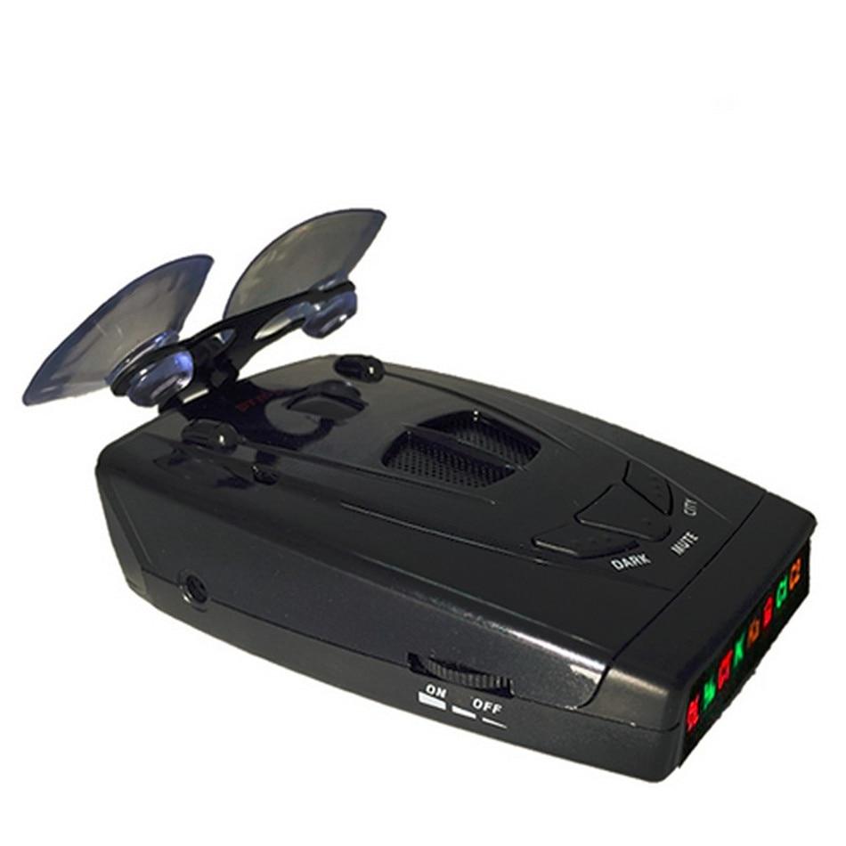 STR-535 Best Anti Radars Car Detector Strelka Alarm System Brand Speed Radar Laser For Russian Car-detector38