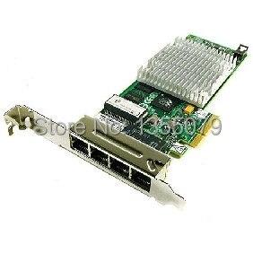 NC375T PCI Express Quad Port GigaBit Server Adapter 538696-B21 539931-001 491176-001 new