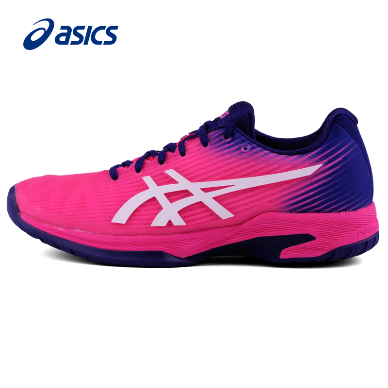 Tendencia Escalera Ánimo  2018 Asics Tennis Shoes Solution Speed Ff Brand Sneakers For Women Woman  Sport Shoes 1042a002 700 Tennis Shoes  - AliExpress