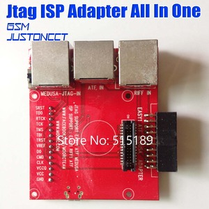 Image 2 - Newest update MOORC JTAG ISP Adapter ALL IN 1 For RIFF EASY JTAG PRO JTAG MEDUSA EMMC E MATE BOX ATF BOX