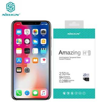 Nillkin Screen Protector for iPhone X Amazing H+Pro Anti-Explosion 0.2MM sFor iPhone X Tempered Glass for iPhone X Glass