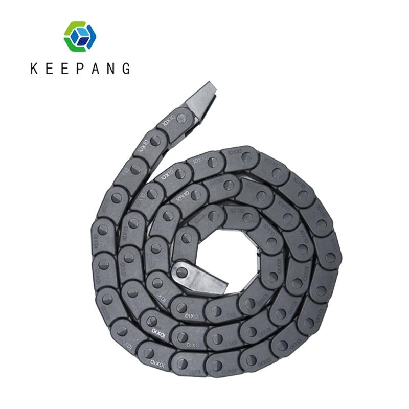 Drag Chain Energy Chain for 3D Printer RepRap 1m Long 7*7mm Inner DIA 1pc Hot