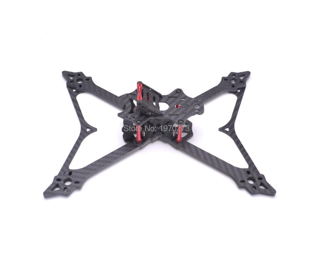 Vx220 220mm Carbon Fiber Quadcopter Frame Kit Mini Four Axis Multi Cc3d Wiring Diagrams For Helicopters Fpv Racing Drone With 4mm Thickness Arm Qav X 210 Vx210 In Parts Accessories From